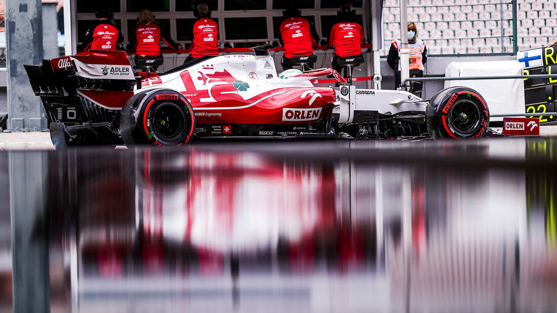 Alfa Romeo - Formel 1 - GP Portugal 2021