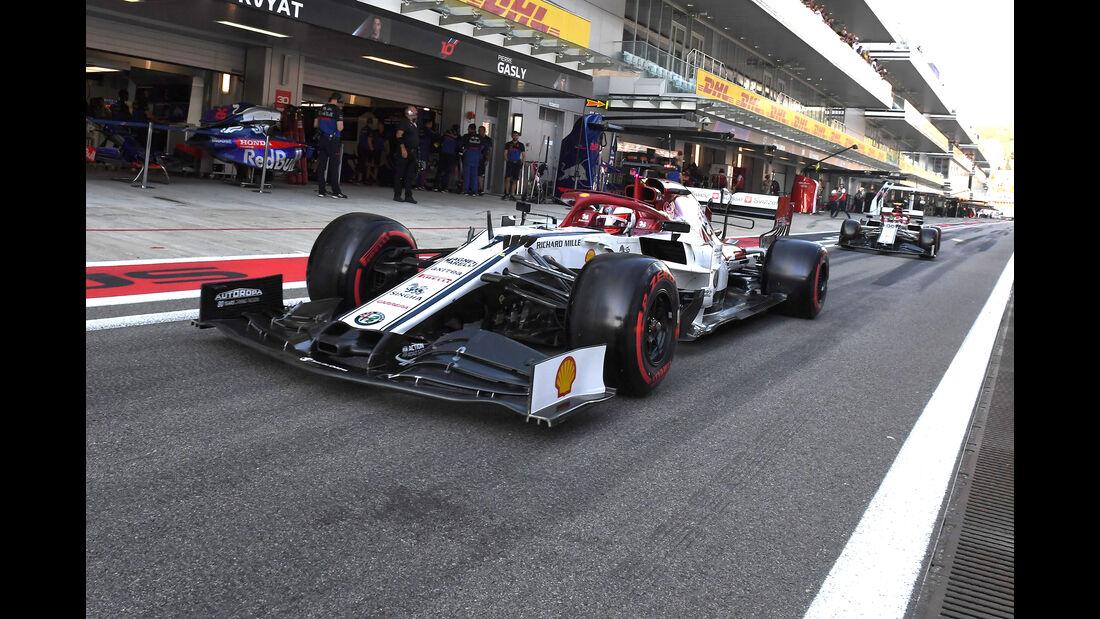Alfa Romeo - Formel 1 - GP Russland 2019