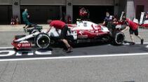 Alfa Romeo - Formel 1 - GP Spanien - Donnerstag - 6.5.2021