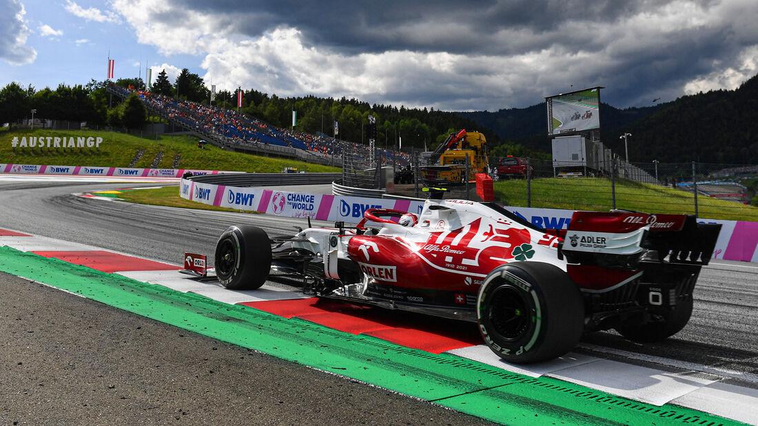 Alfa Romeo - Formel 1 - GP Steiermark - Spielberg - 2021