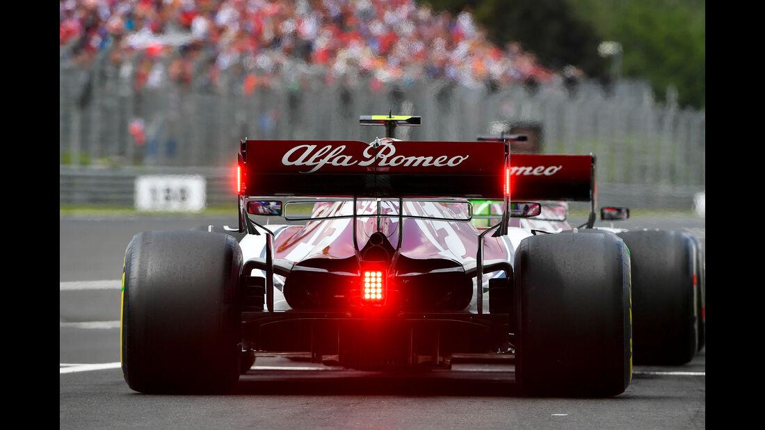 Alfa Romeo - Formel 1 - GP Ungarn 2019