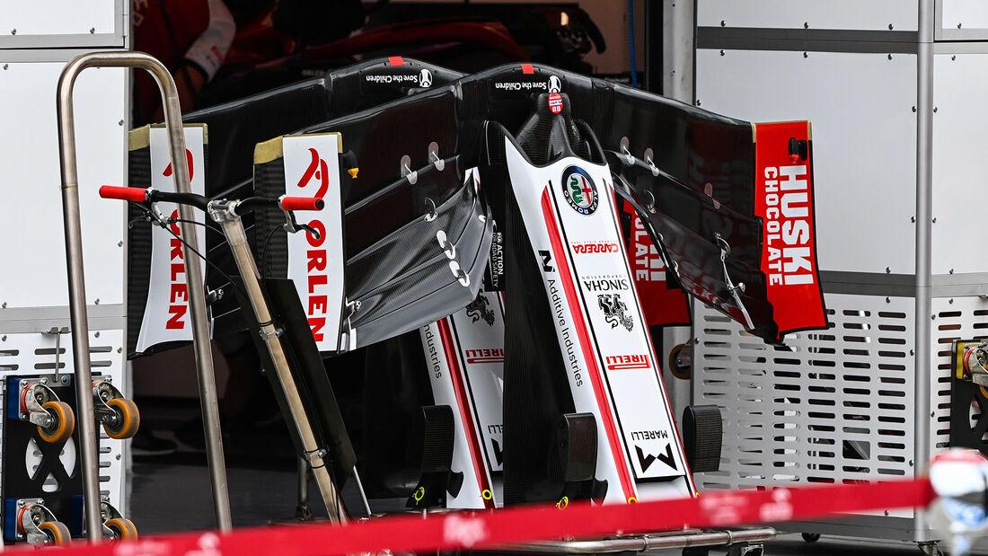 Alfa Romeo - Formel 1 - GP Ungarn - Budapest - 16. Juli 2020