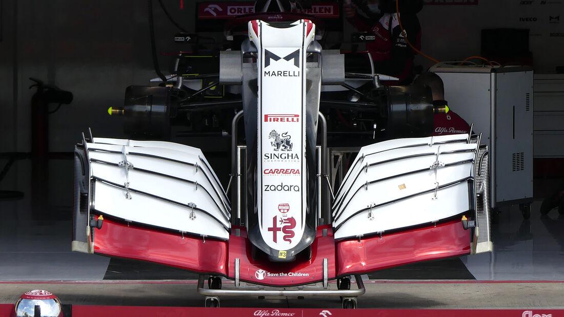 Alfa Romeo - Formel 1 - Imola - GP Emilia-Romagna - 15. April 2021