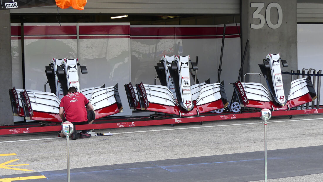 Alfa Romeo - Formel 1 - Portimao - GP Portugal - 29. April 2021