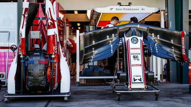 Alfa Romeo - GP Australien 2020