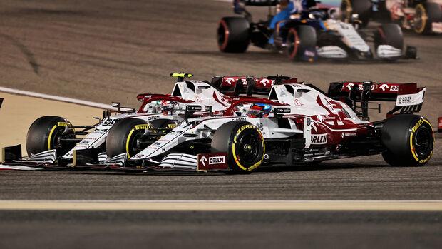 Alfa Romeo - GP Bahrain 2021