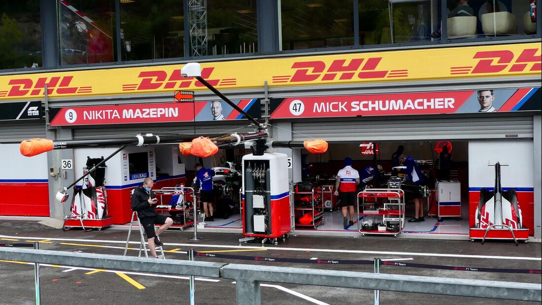 Alfa Romeo - GP Belgien - Spa-Francorchamps - 26. August 2021