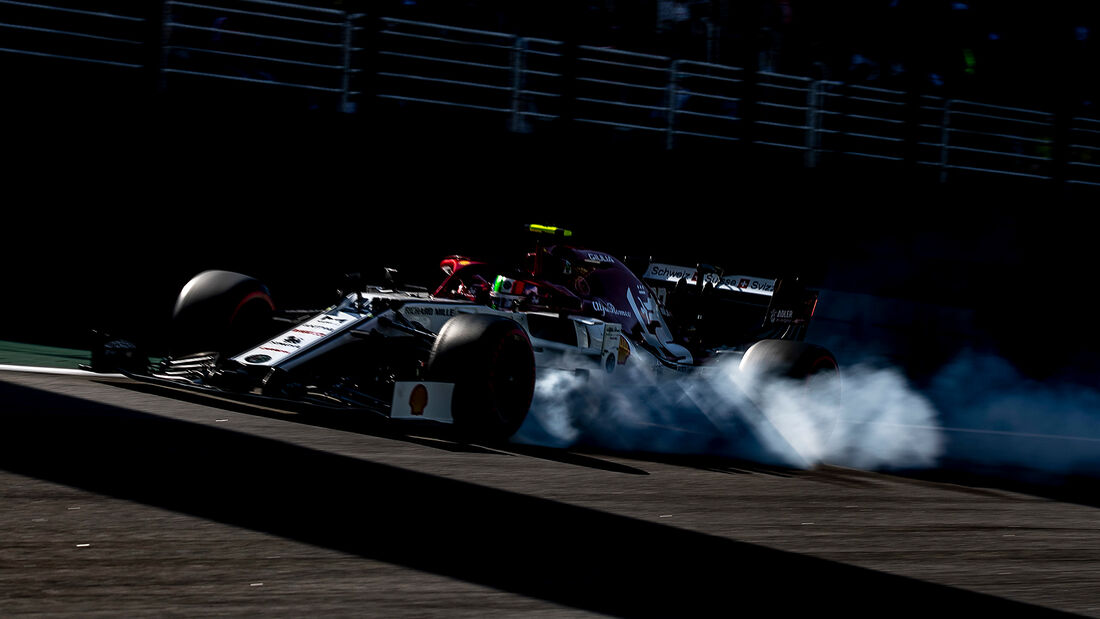 Alfa Romeo - GP Brasilien 2019