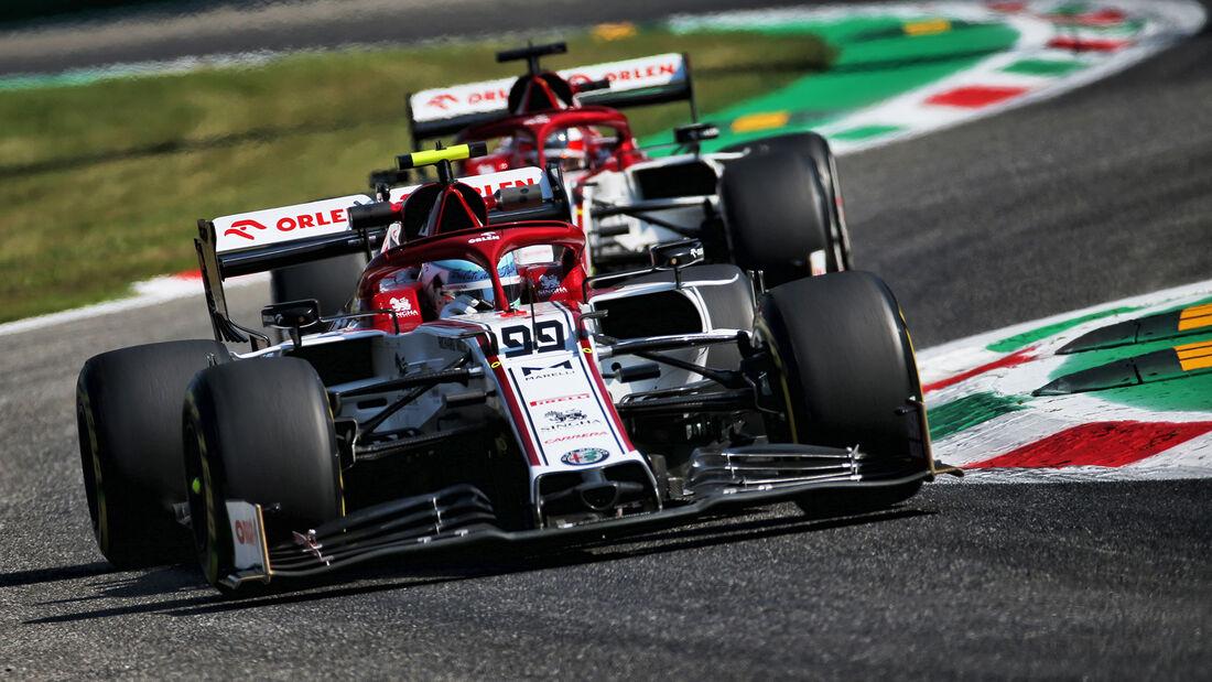 Alfa Romeo - GP Italien 2020