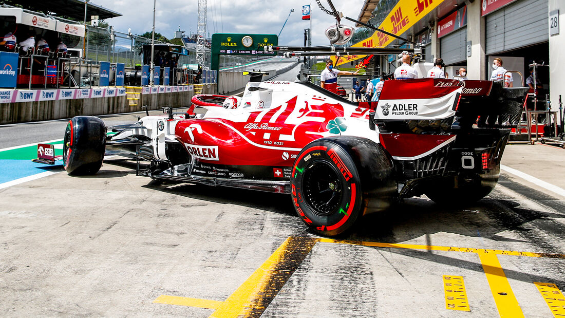 Alfa Romeo - GP Österreich 2021