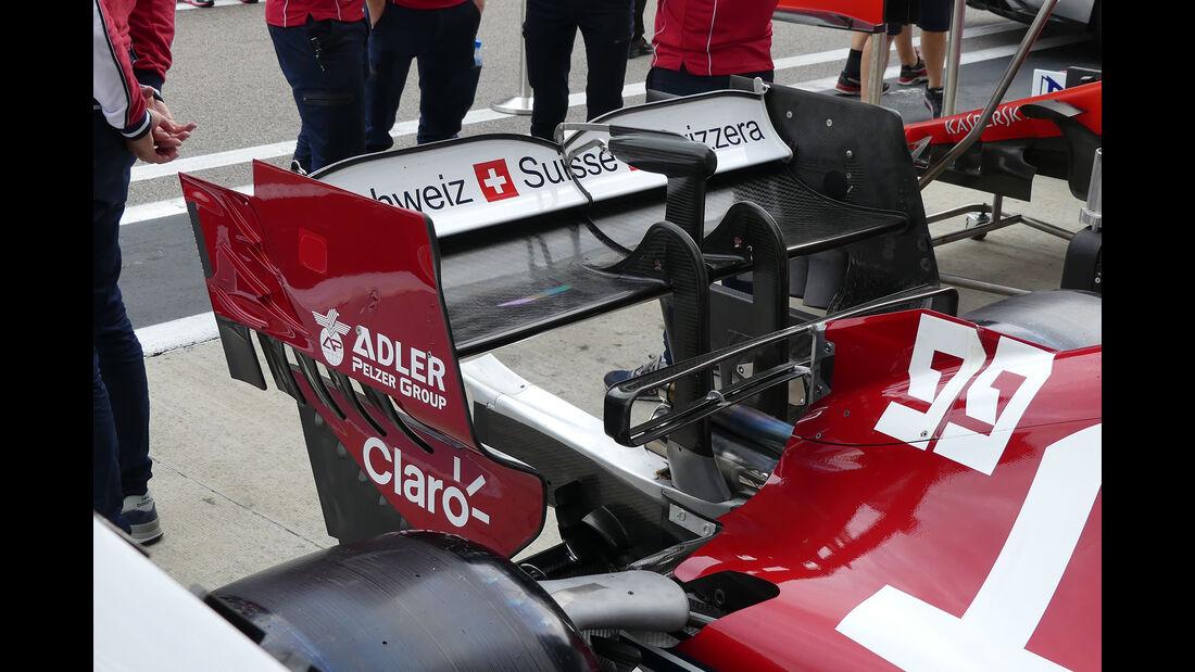Alfa Romeo - GP Russland - Sotschi - Formel 1 - Donnerstag - 26.9.2019