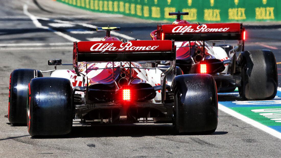 Alfa Romeo - GP Toskana - Mugello - Formel 1 - 2020