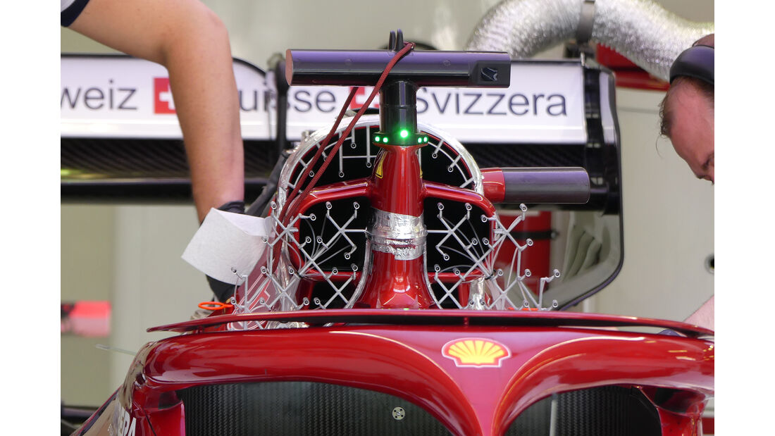 Alfa Romeo - GP Ungarn - Budapest - Formel 1 - Freitag - 2.8.2019