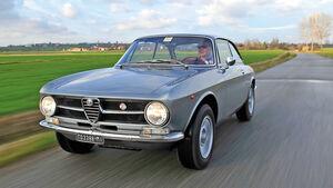 Alfa Romeo GT 1300 Junior, Frontansicht