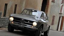Alfa Romeo GT Junior, Frontansicht