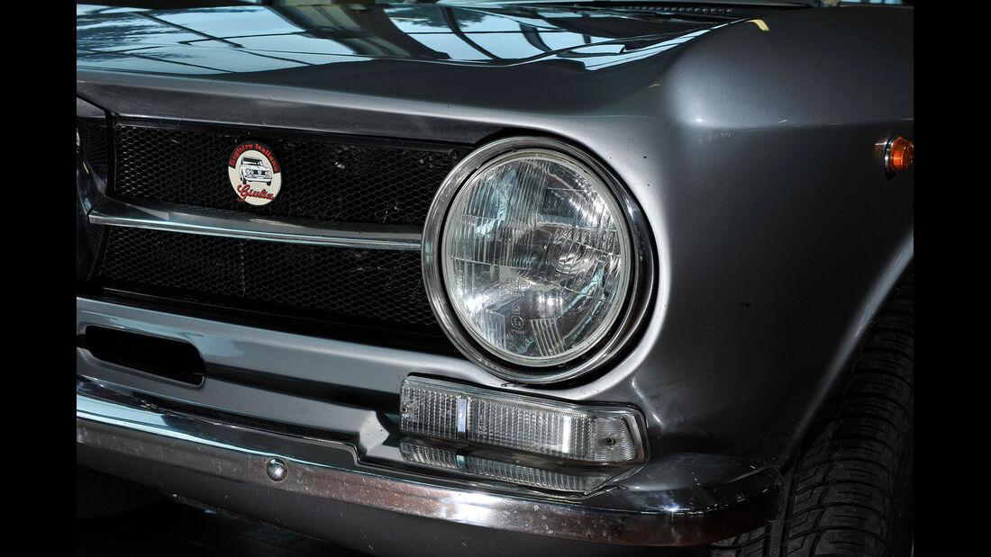 Alfa Romeo GT Junior, Frontscheinwerfer