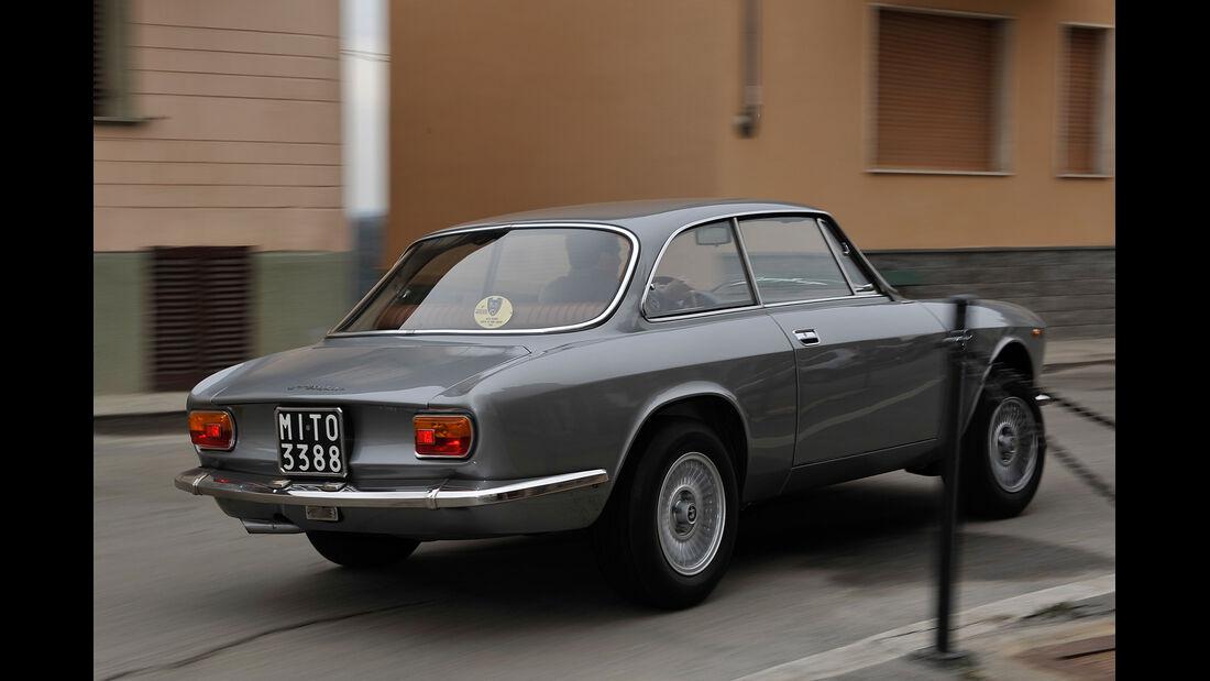 Alfa Romeo GT Junior, Heckansicht