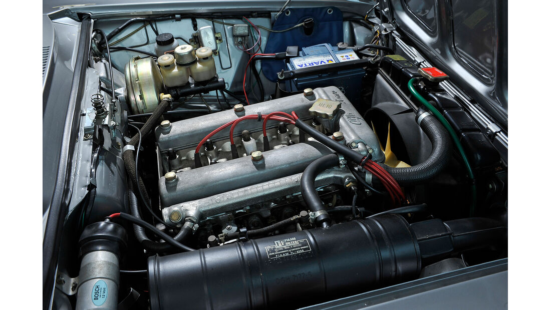 Alfa Romeo GT Junior, Motor