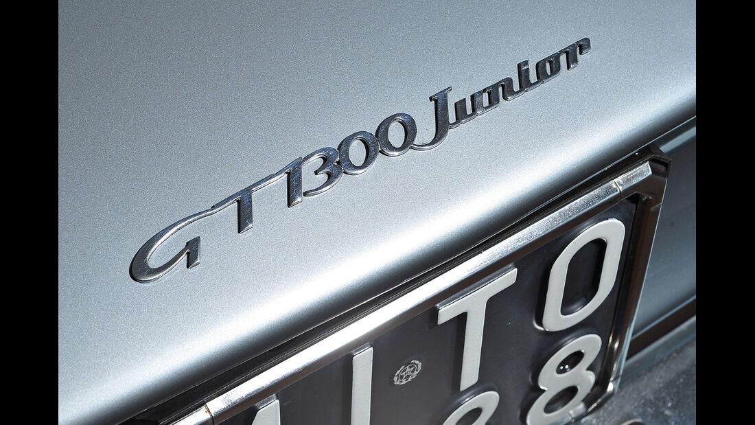Alfa Romeo GT Junior, Typenbezeichnung