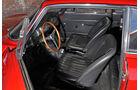 Alfa Romeo GTA, Fahrersitz, Lenkrad