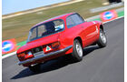 Alfa Romeo GTA, Heckansicht