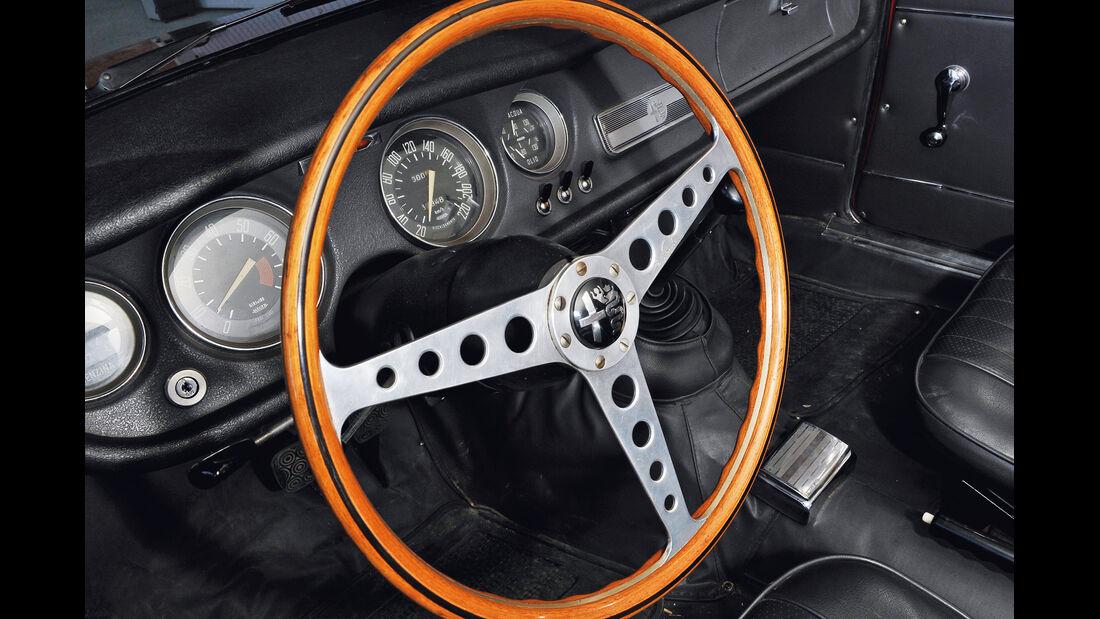 Alfa Romeo GTA, Lenkrad