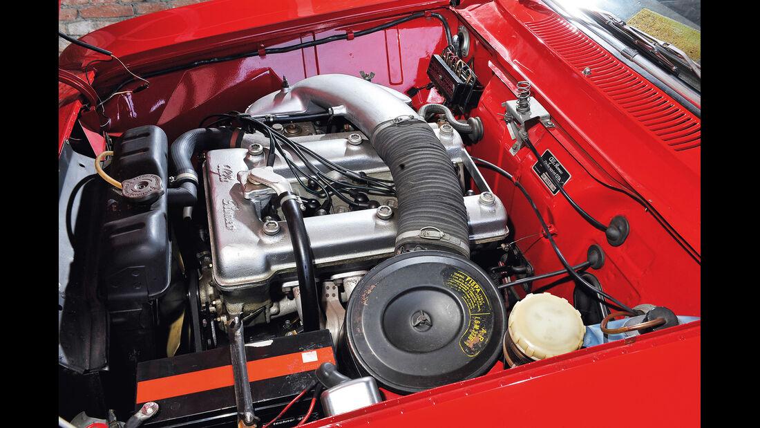 Alfa Romeo GTA, Motor