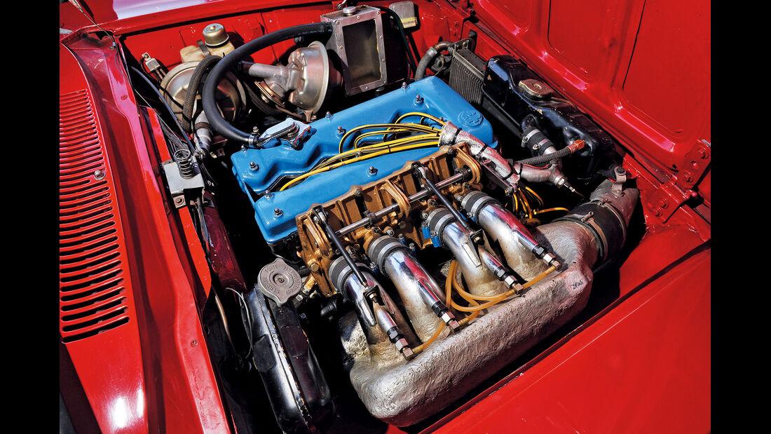 Alfa Romeo GTAm, Motor
