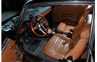 Alfa Romeo GTV 1750/2000, Fahrersitz, Cockpit