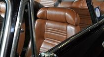 Alfa Romeo GTV 1750/2000, Fahrersitz