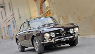 Alfa Romeo GTV 1750/2000, Frontansicht