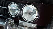 Alfa Romeo GTV 1750/2000, Frontscheinwerfer