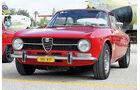 Alfa Romeo GTV Junior 1600, Frontansicht