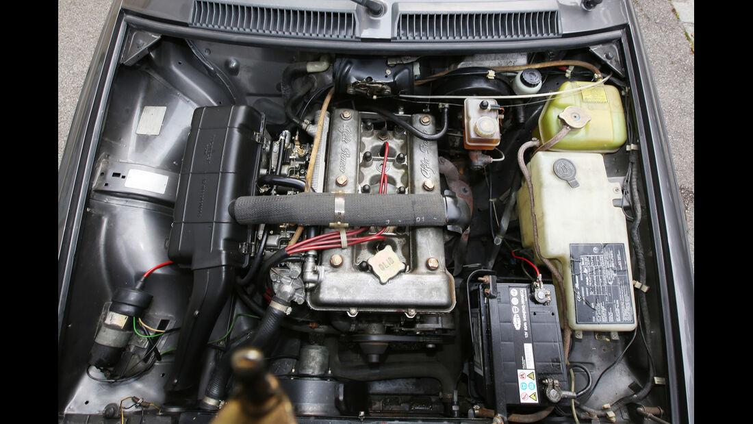 Alfa Romeo GTV, Motor