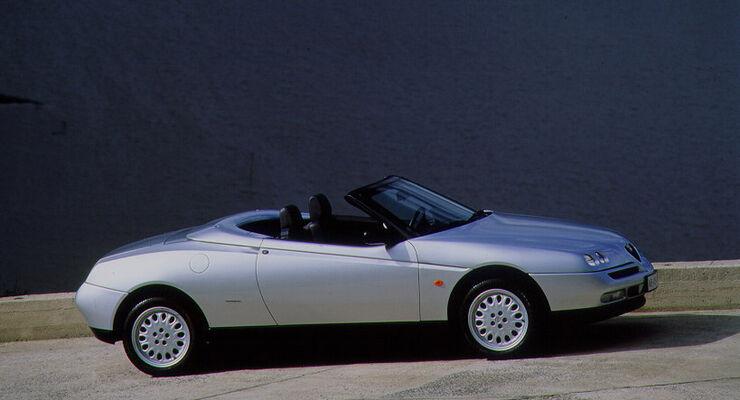 Alfa Romeo GTV Spider