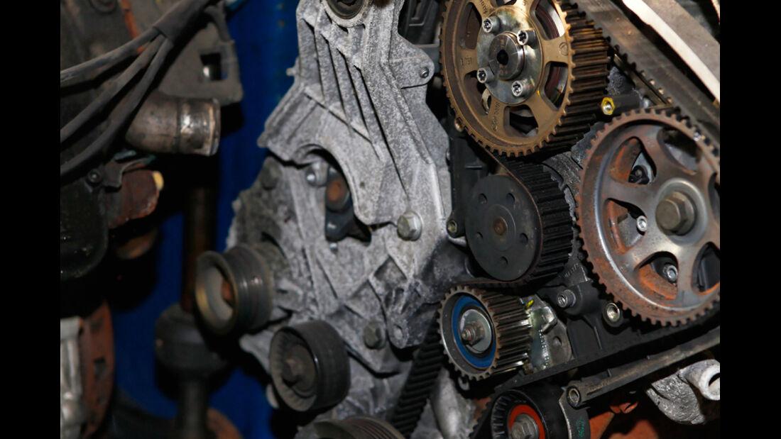 Alfa Romeo GTV6, Motor, Detail