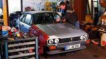 Alfa Romeo GTV6, Werkstatt, Udo Klein