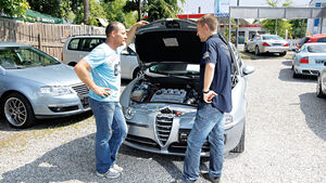 Alfa Romeo, Gebrauchtwagen, Händler
