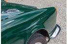 Alfa Romeo Giulia 1600 Spider, Heck