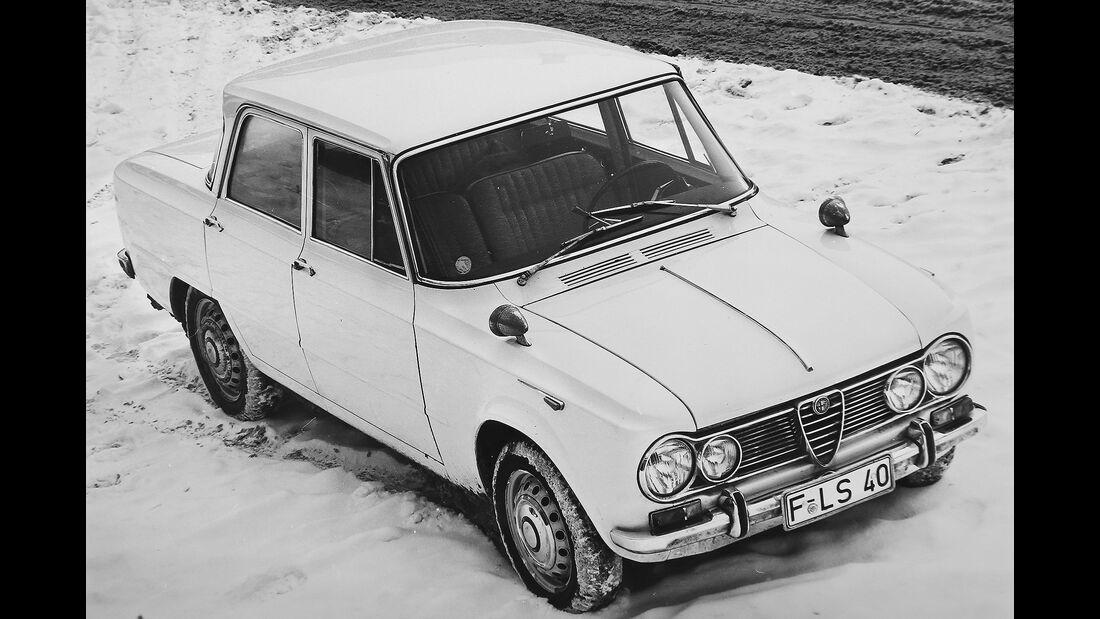 Alfa Romeo Giulia (1962)