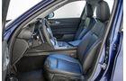Alfa Romeo Giulia 2.2 Diesel, Fahrersitz