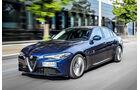 Alfa Romeo Giulia 2.2 Diesel, Frontansicht