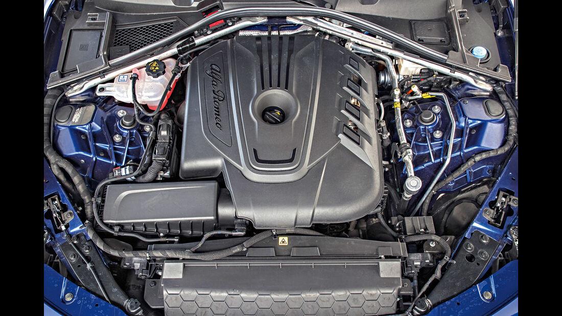Alfa Romeo Giulia 2.2 Diesel, Motor