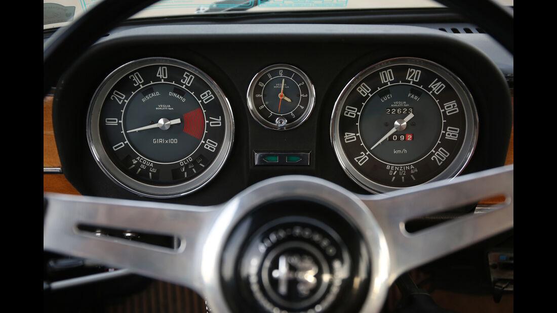 Alfa Romeo Giulia, Alt und Neu, Impression