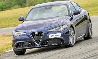 Alfa Romeo Giulia, Best Cars 2020, Kategorie D Mittelklasse