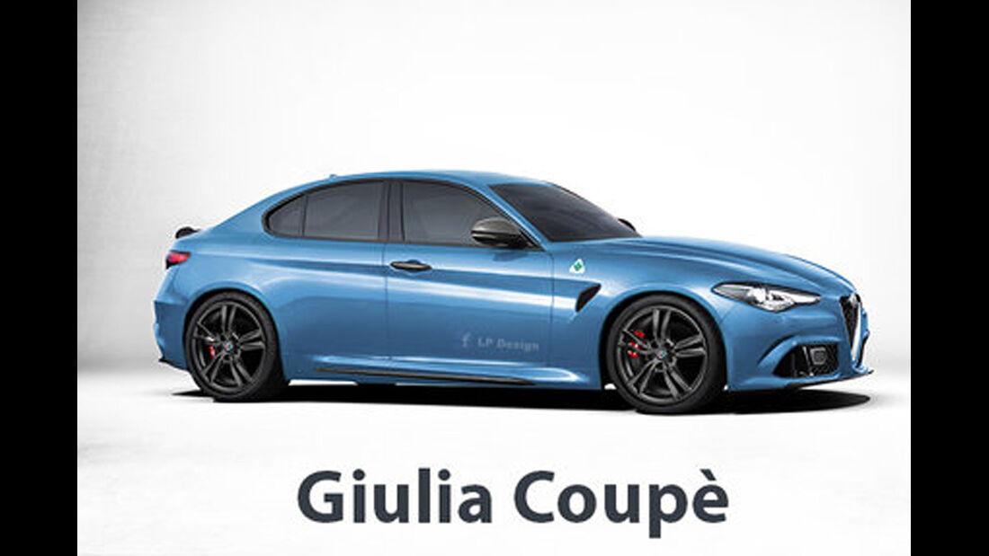 Alfa Romeo Giulia Coupé