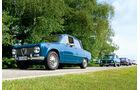 Alfa Romeo Giulia, Frontansicht, Parade
