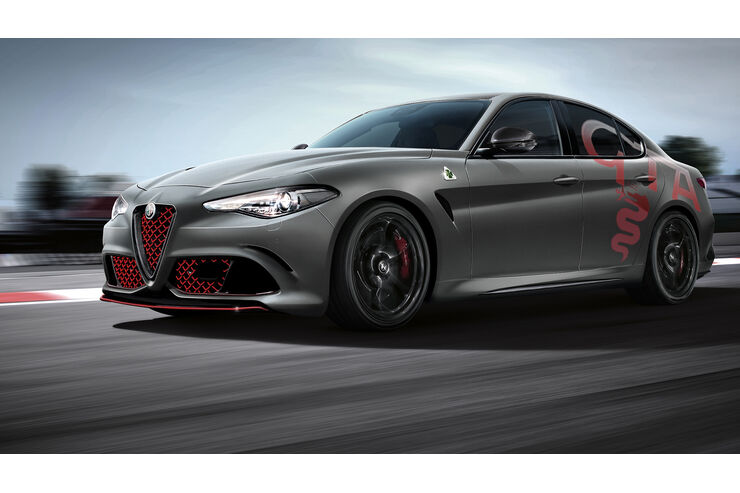 Alfa Romeo Giulia GTA: Leichter und stärker - auto motor ...