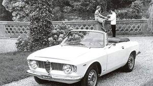 Alfa Romeo Giulia GTC