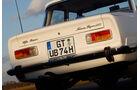Alfa Romeo Giulia, Heck